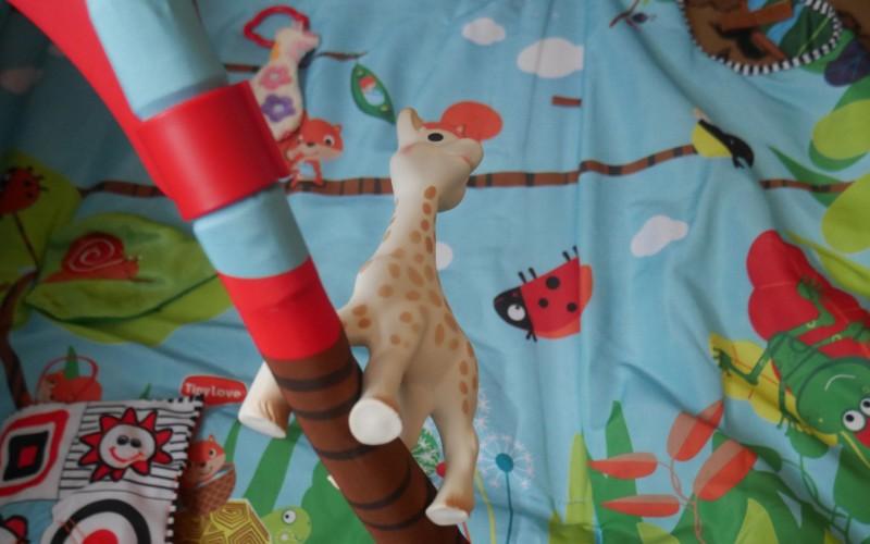 Żyrafka Sophie